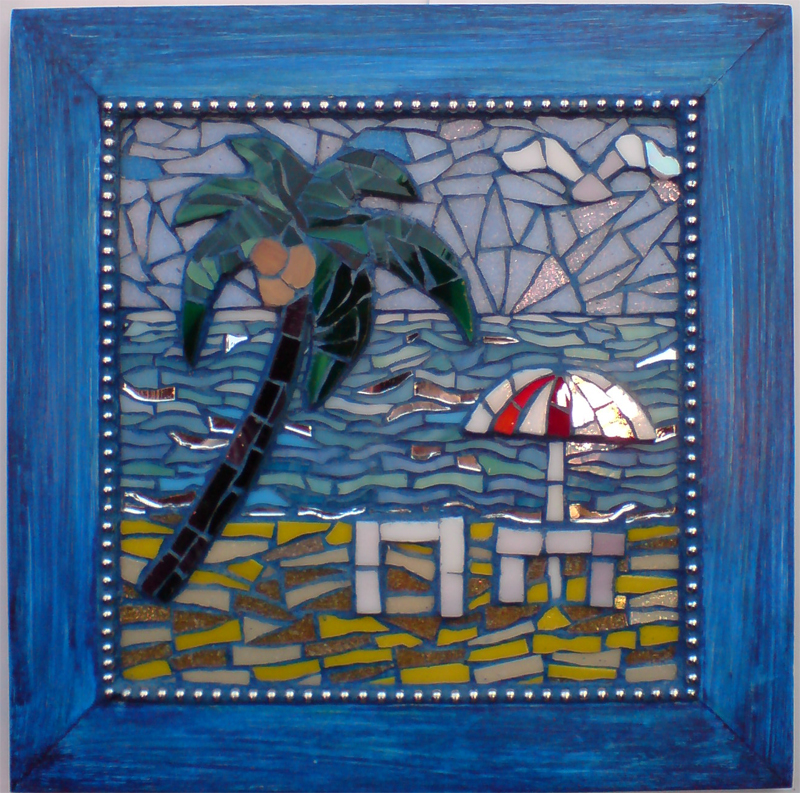 for DWB, Gisela Gibbon Mosaic Artist, Scarborough