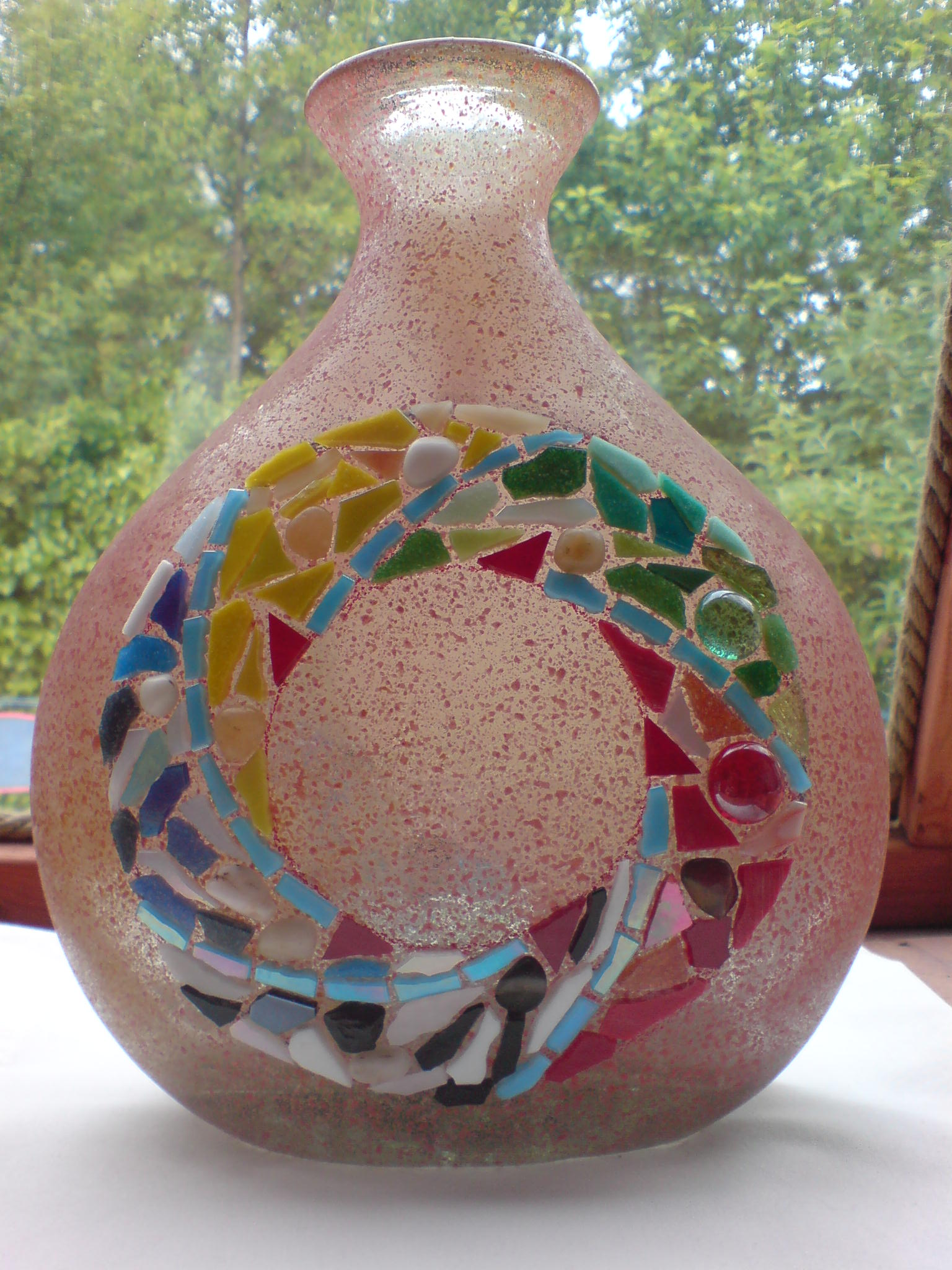 For S., Gisela Gibbon Mosaic Artist Scarborough