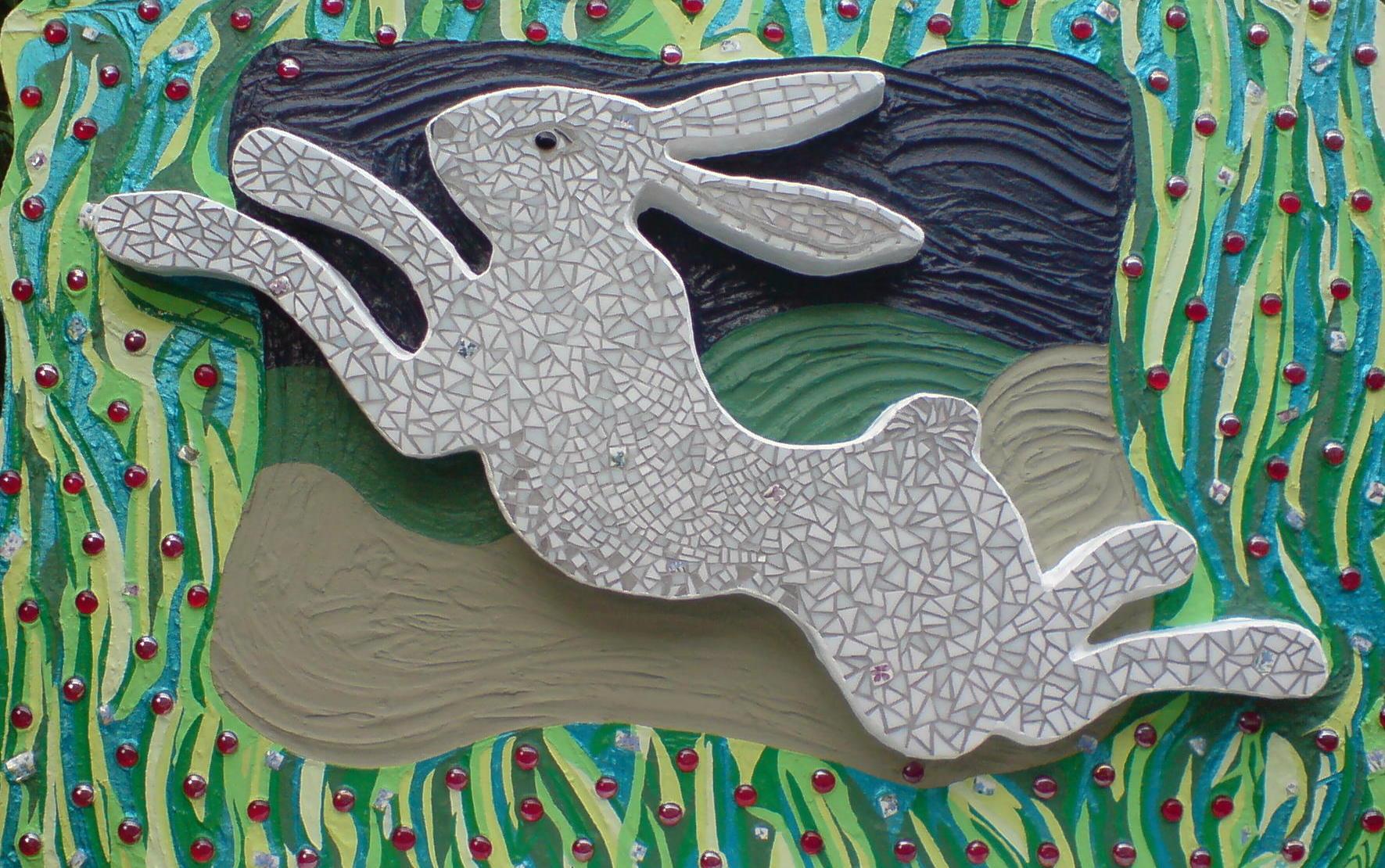 Private Commission, Gisela Gibbon Mosaic Artist, Scarborough