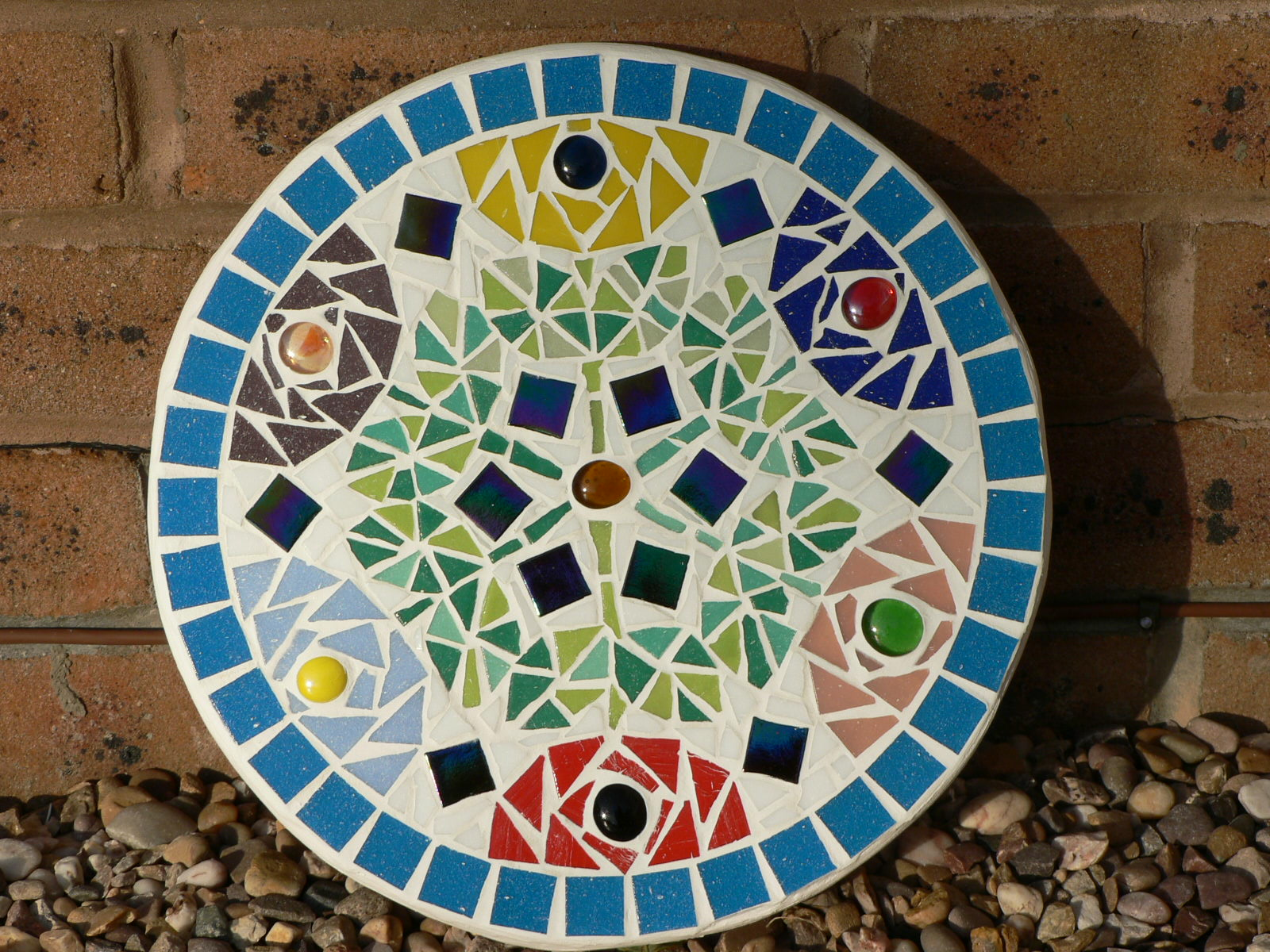 Private Commission, Gisela Gibbon Mosaic Artist Scarborough