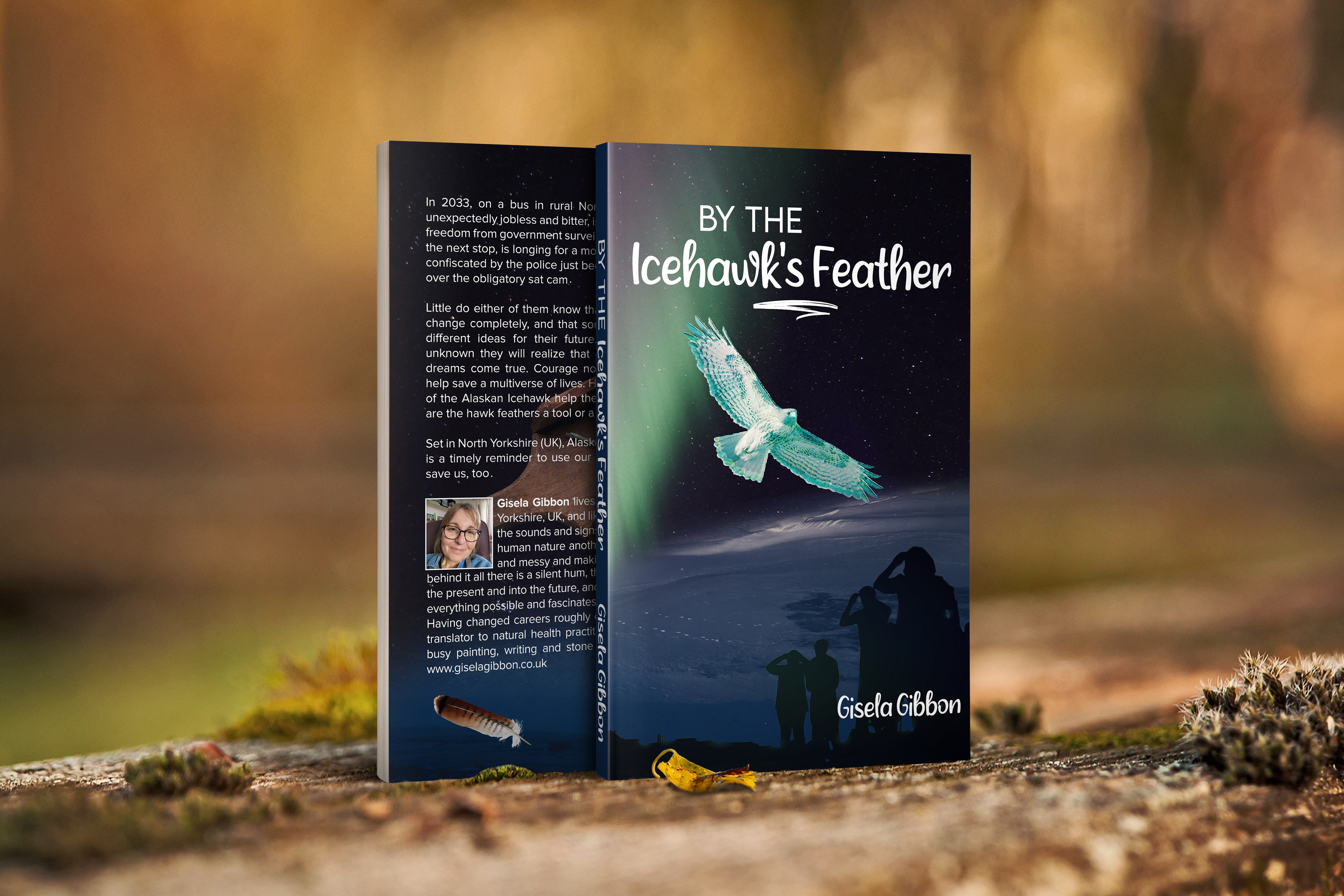 By The Icehawk's Feather, Gisela Gibbon